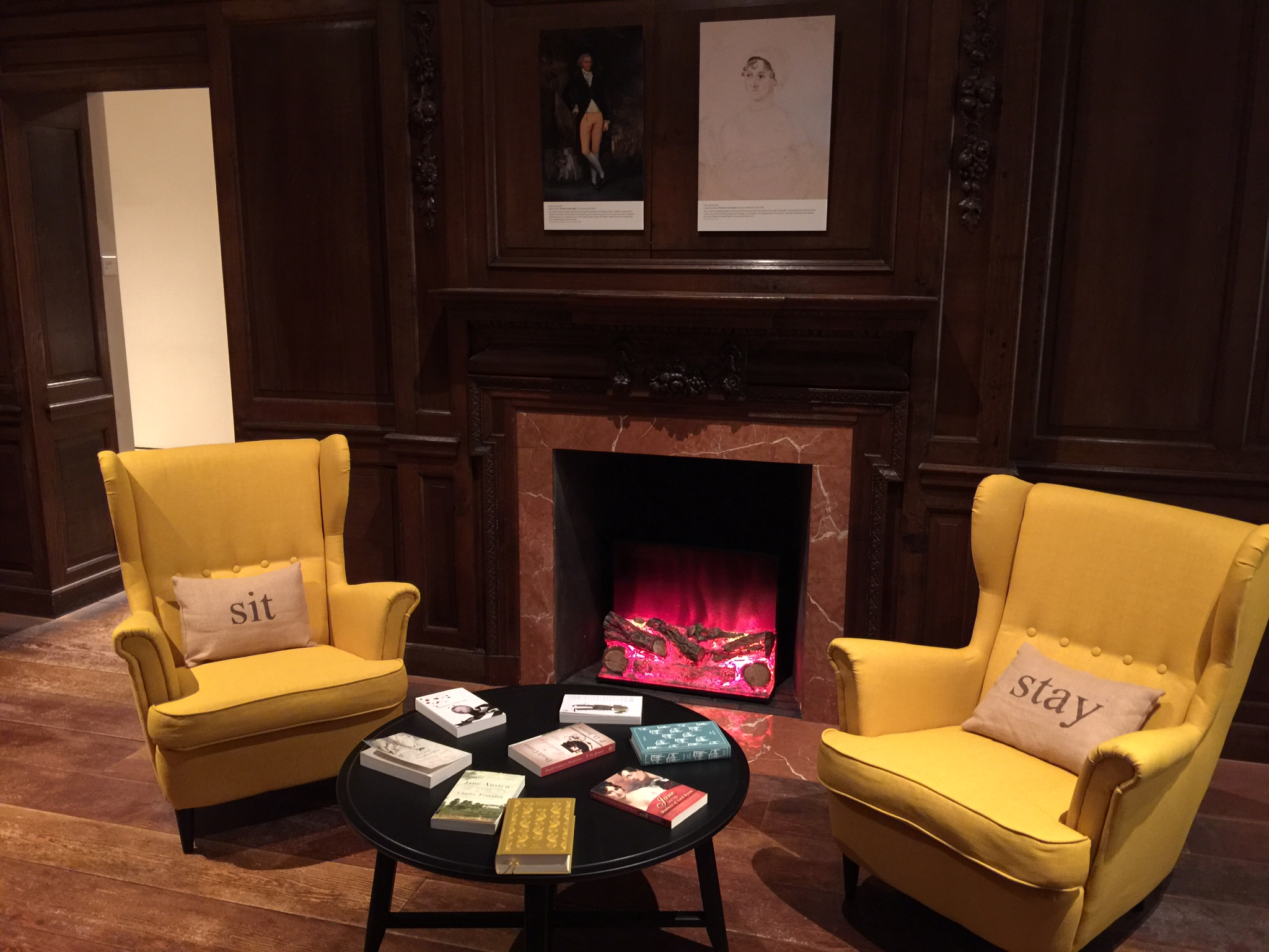 Welcome to the Jane Austen Reading Room